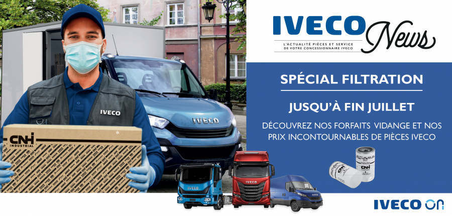 CARROUSEL - IVECO NEWS - FILTRATION